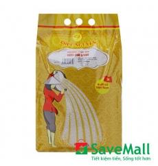 Gạo Đài Loan Phúc Nguyên Gói 5kg