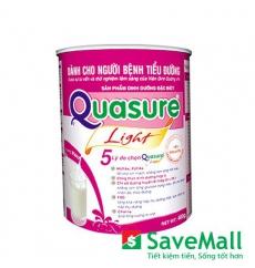 Sữa Quasure Light Dành Cho Người Bệnh Tiểu Đường lon 400g